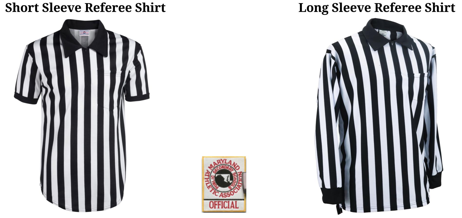 Referee Shirts